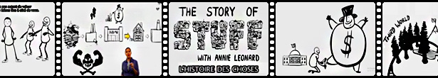 L'histoire des Choses (The story of Stuff)