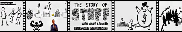 L'histoire des Choses (The story of Stuff)