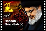 Sayyed Hassan Nasrallah (H)